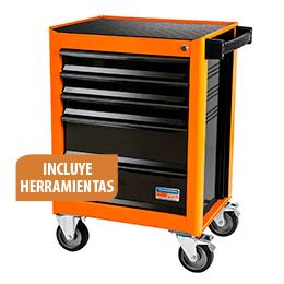 Carro Herramientas 92 pcs
