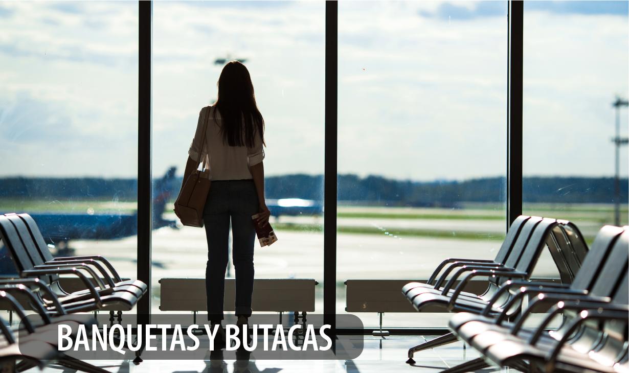 y Butacas